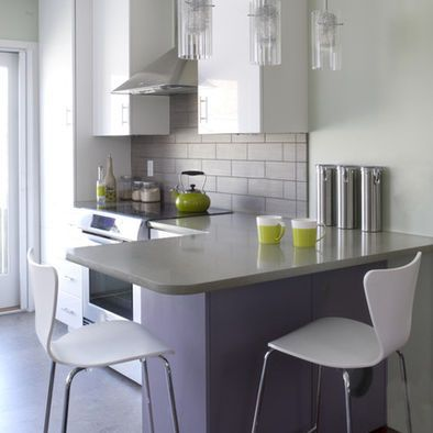 Modern Condo Kitchen Design Pictures Remodel Decor And Ideas Entrancing Condo Kitchen Design Decorating Design