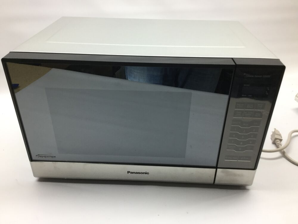 Panasonic Microwave Oven Nn Sn686s Stainless Steel Countertop Built In With Inve Stainless Steel Countertops Panasonic Microwave Oven Panasonic Microwave