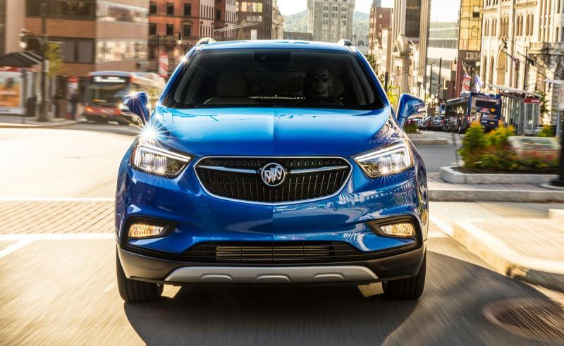 2020 Buick Encore Changes Buick Touring Crossover Suv