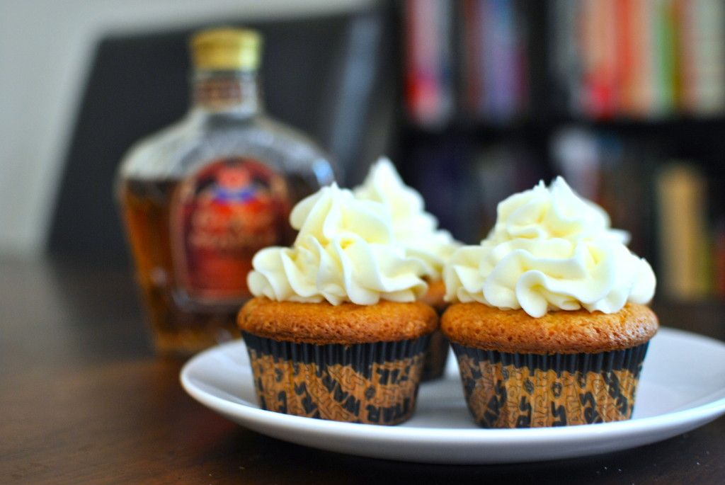 Crown royal maple cupcakes food porn pinterest maple cupcakes crown royal maple cupcakes forumfinder Images