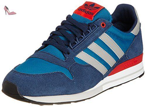size 40 183a2 c80ba ... adidas Originals Zx 500 Og, Baskets mode mixte adulte, Bleu (Blau (Hero  ...