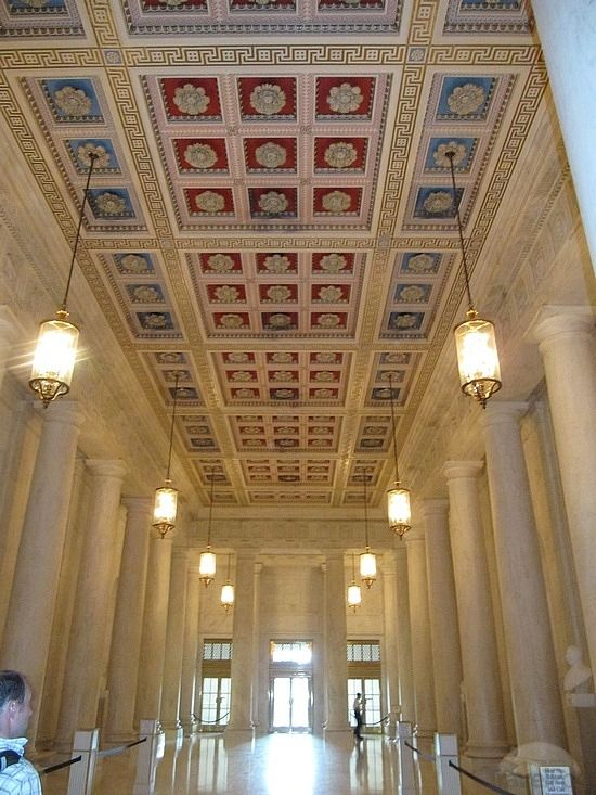 Hallway Inside Supreme Court By Travelpod Member Bellethorpe Click To See Full Size