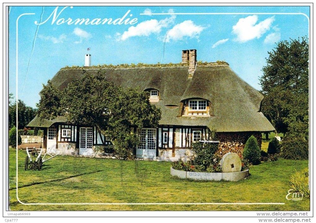 France : chaumière normande