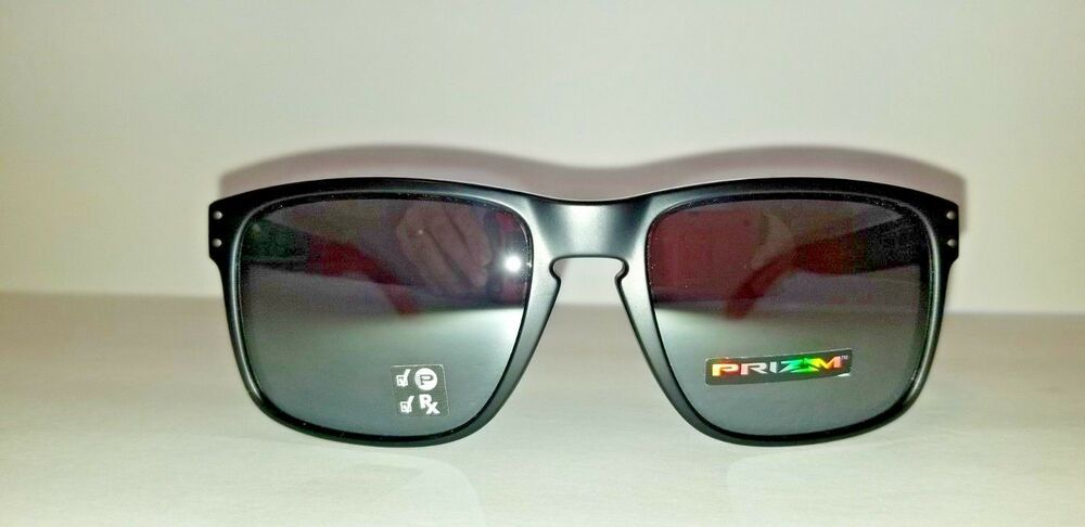 342af57831 New Oakley Holbrook Fade Prizm Polarized Sunglasses  fashion  clothing   shoes  accessories