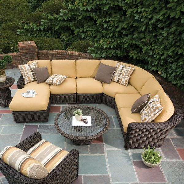Find This Pin And More On Outdoor Wicker Patio Furniture Lane Venture South Hampton