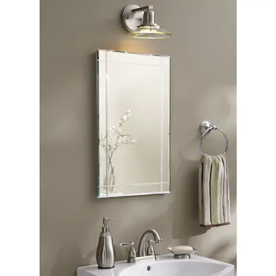 Pin By Erika Tecchie On Royal St Renovation Pedestal Sink Recessed Medicine Cabinet Lowes Home Improvements
