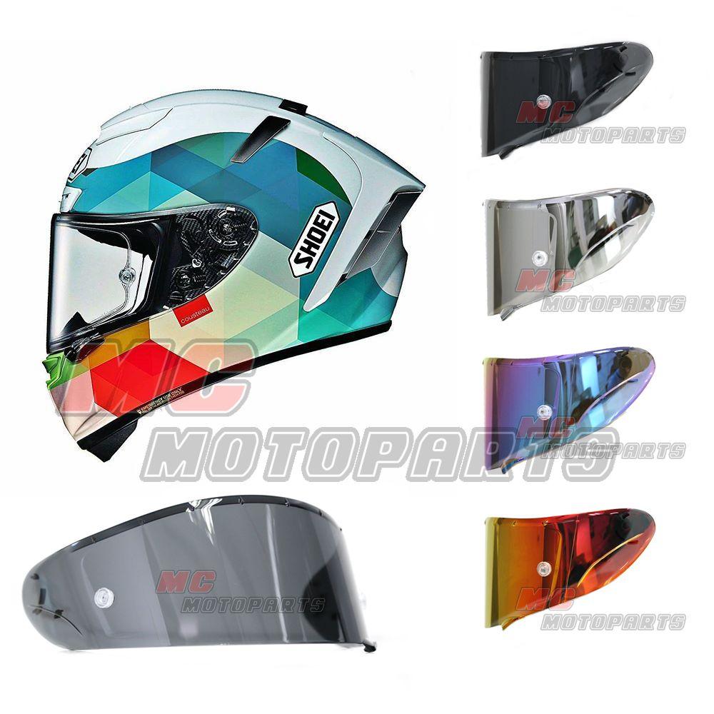 e629b478 MC Motoparts Visor For Shoei X-14 Helmet, Z-7 Helmet, RF-SR Helmet ...
