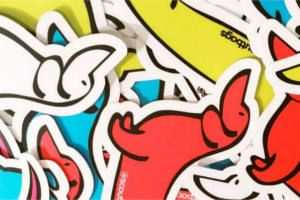 FREE SCOUT Daschund Stickers | Freebies | Free, Stickers, Free samples