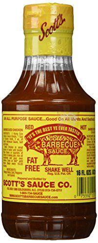 Scott's Carolina Barbecue Sauce (16 ounce) Unknown https://www.amazon.com/dp/B007VXSSOE/ref=cm_sw_r_pi_dp_x_uCbszbMA0ES1Z
