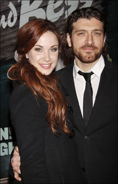 Sierra Boggess and Tam Mutu THIS hair color This color exactly - sierra boggess resume