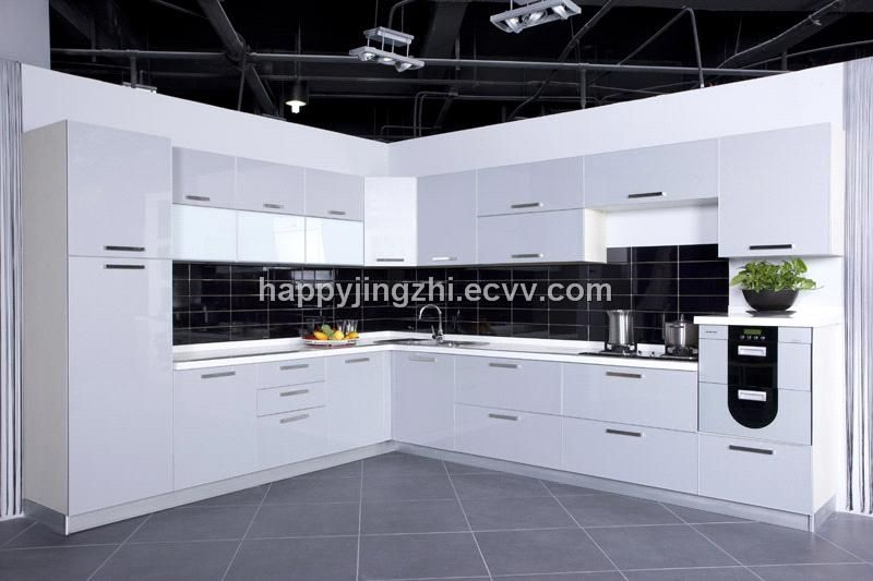 Kitchen Cabinets High Gloss kitchen cabinets ideas » european style modern high gloss kitchen