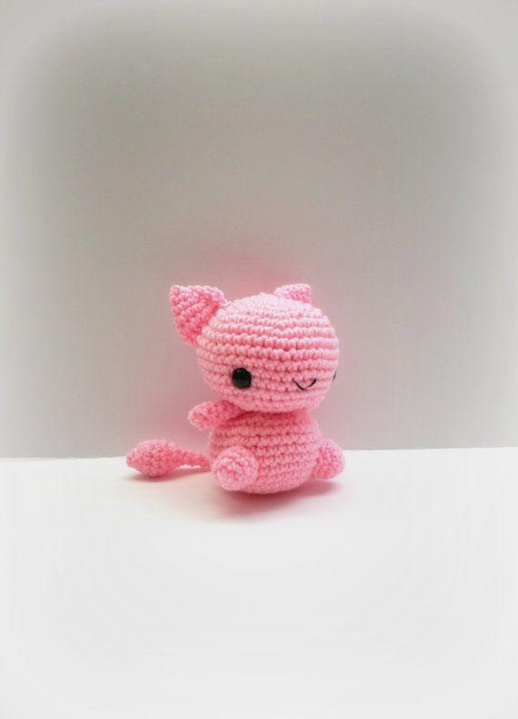 Crochet Mew Inspired Chibi Pokemon   Patrones amigurumi y Patrones