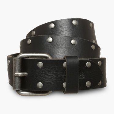 5be0ec29d20 Levi s Rock N Roll Double Stud Belt - Men s 30