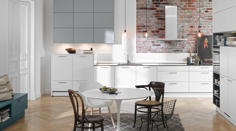 Nolte küchen fronten mit weißer farbe beschichtet wird also ihre ...