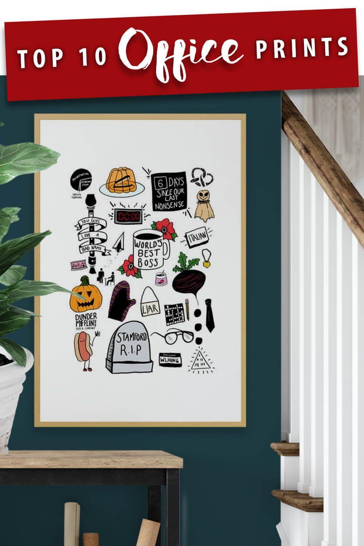 Top 10 Popular Framed Office Artworks Office Artwork City