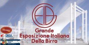 GRANDE ESPOSIZIONE ITALIANA DELLA BIRRA
