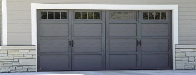 Pin On Courtyard Collection Insulated Overhead Door