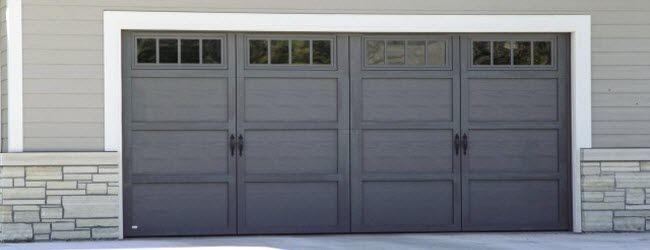 Courtyard Collection Garage Doors By Overhead Door Model 161a