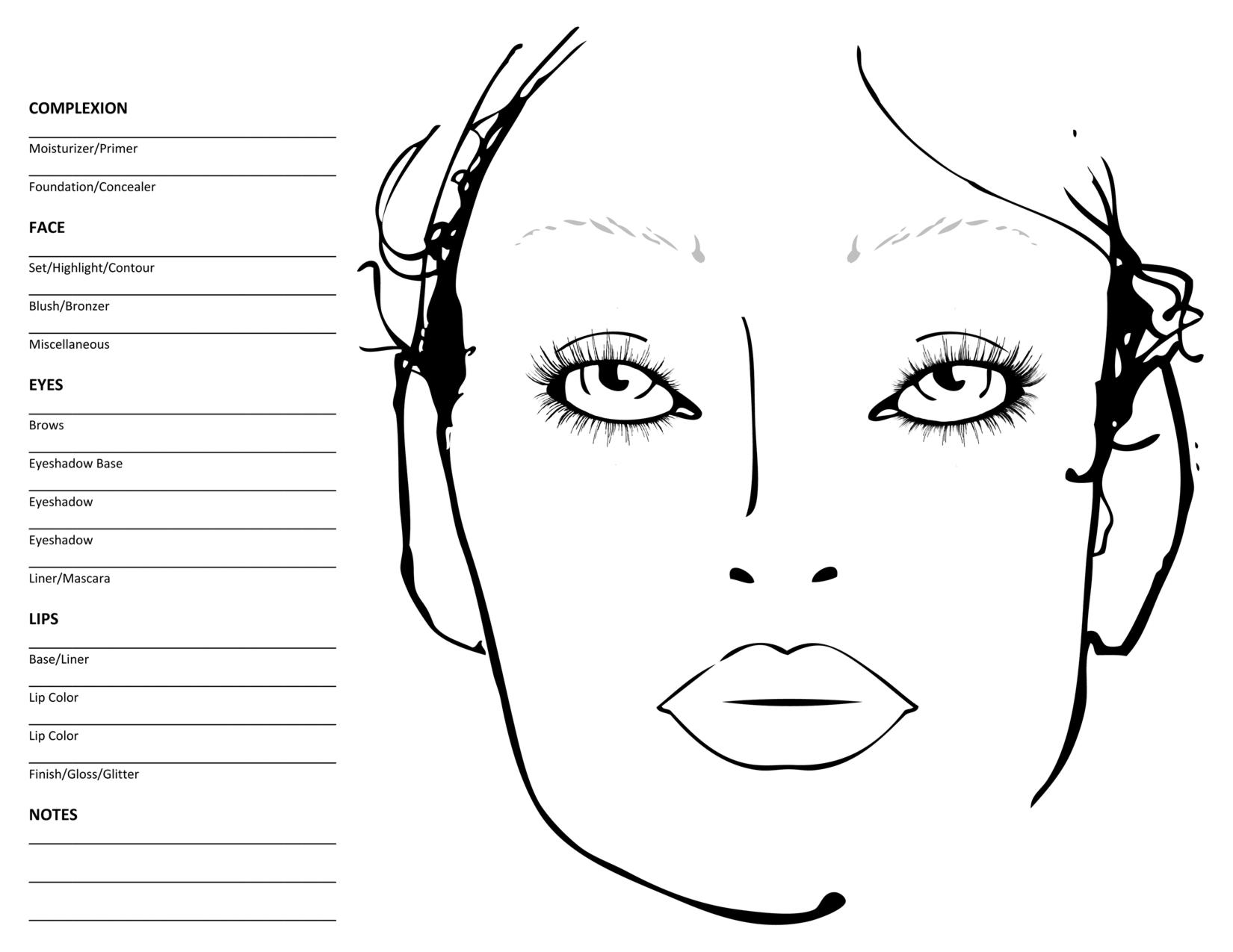 Free Iridology Eye Chart Downloads