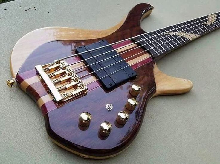 Image Result For Metallic Purple Painted Bass Guitar