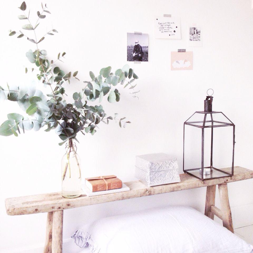 Houten Bankje Instagram Lekkerfris Home Deco Huis Interieur Meditatie Ruimte