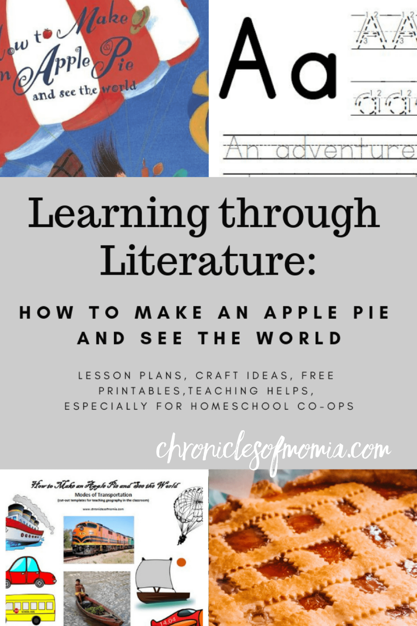 A How To Make An Apple Pie And See The World