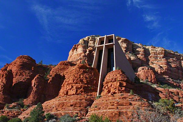 photos of title rock house in arizona | Church In The Rock Sedona, Arizona | Hay Kulu