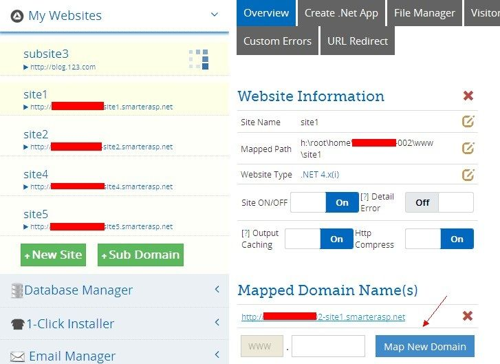 16++ Who is hosting my domain information
