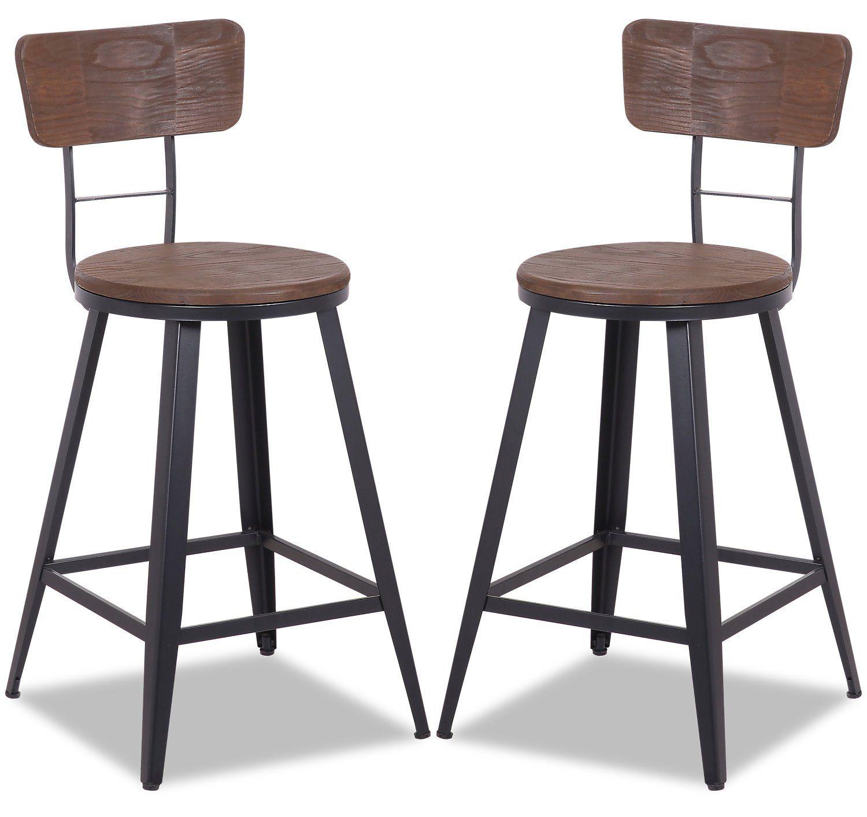 Mica Counter Height Bar Stool Set Of 2 Counter Height Bar Stools Bar Stools Counter Height Bar