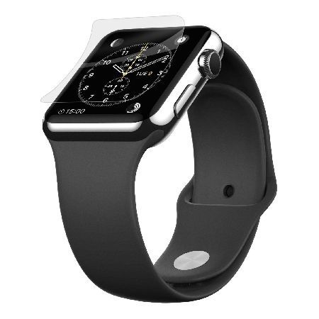 Belkin Apple Watch 38mm Invisiglass 1 Pack InvisiGlass Screen Protection is the best screen protector available engineered for strength and clarity and tested to meet optometric standards. The result is a crystal clear screen protector that ke http://www.MightGet.com/march-2017-1/belkin-apple-watch-38mm-invisiglass-1-pack.asp