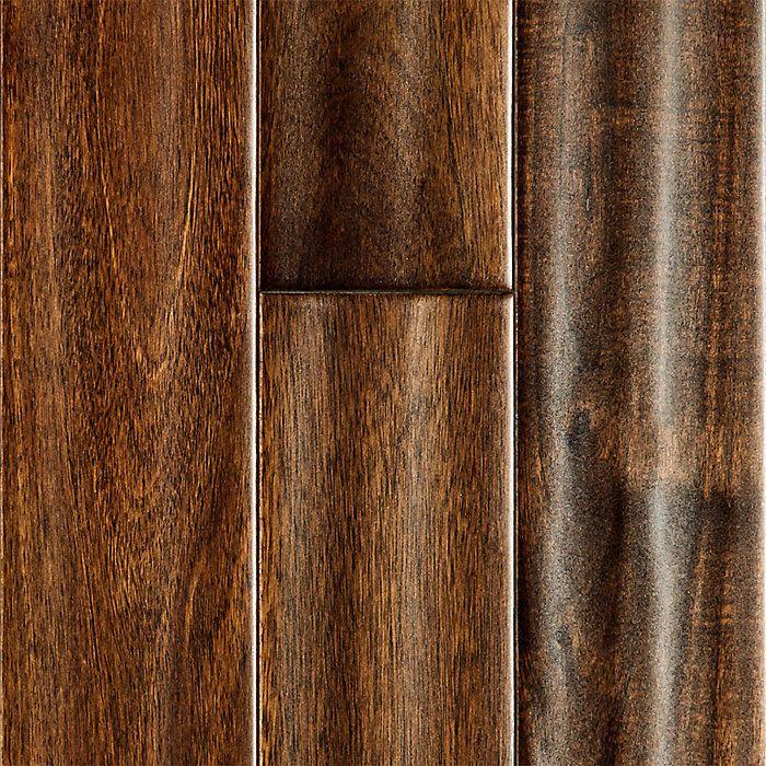 """3/4"""" x 31/2"""" Hazelnut Acacia Virginia Mill Works"""