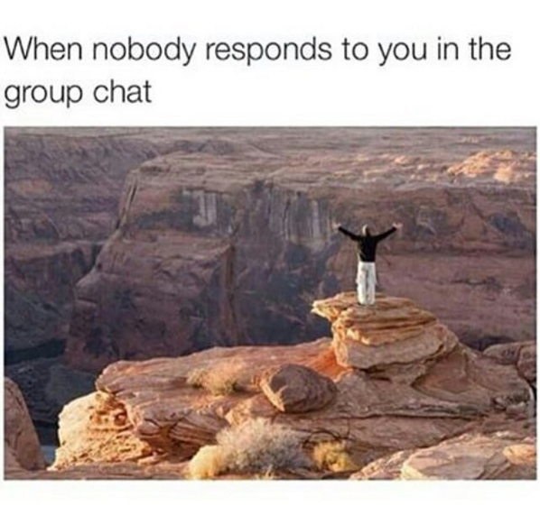 Memes For Group Chat Arguments