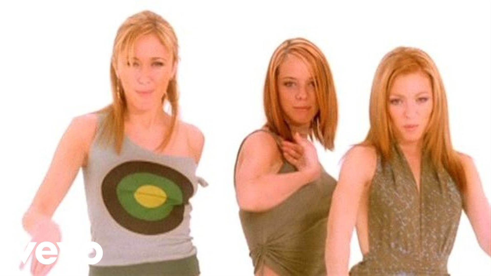 Atomic Kitten Whole Again Atomic Kitten Youtube Videos Music Music Videos