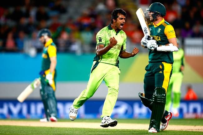 Pakistan vs South Africa, 29th Match, Pool B cricket Photos