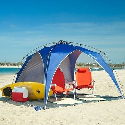 LIGHTSPEED Outdoor Camping CANOPY TENT, Blue …