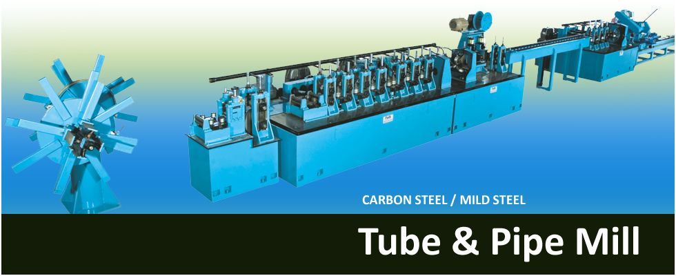 Pin On Tube Pipe Mill
