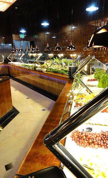 Mizuki Buffet In Tukwila Buffet De Almoco Decoracao De