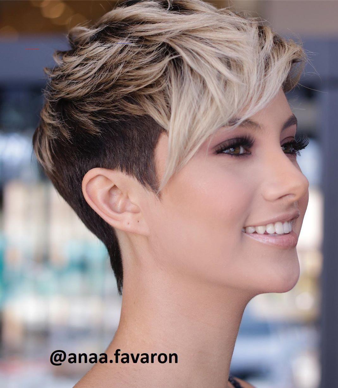 Elegante Frisuren Herbst 2018 Frauen Kurz Asymmetrische Kurze Haare Frisuren Tutorials Haarschnitt Kurz Frisuren Haarschnitte Kurzhaarschnitte