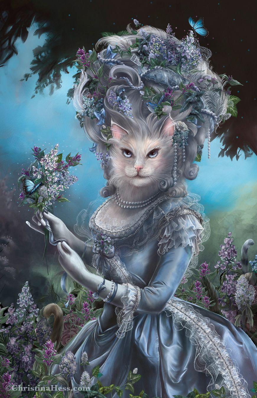 """""""Marie Antoinette"""" par Christina Hess"""