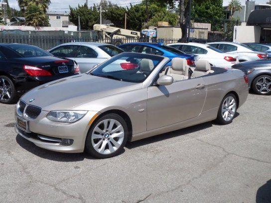 Convertible 2013 BMW 328i With 2 Door In Santa Monica CA 90404