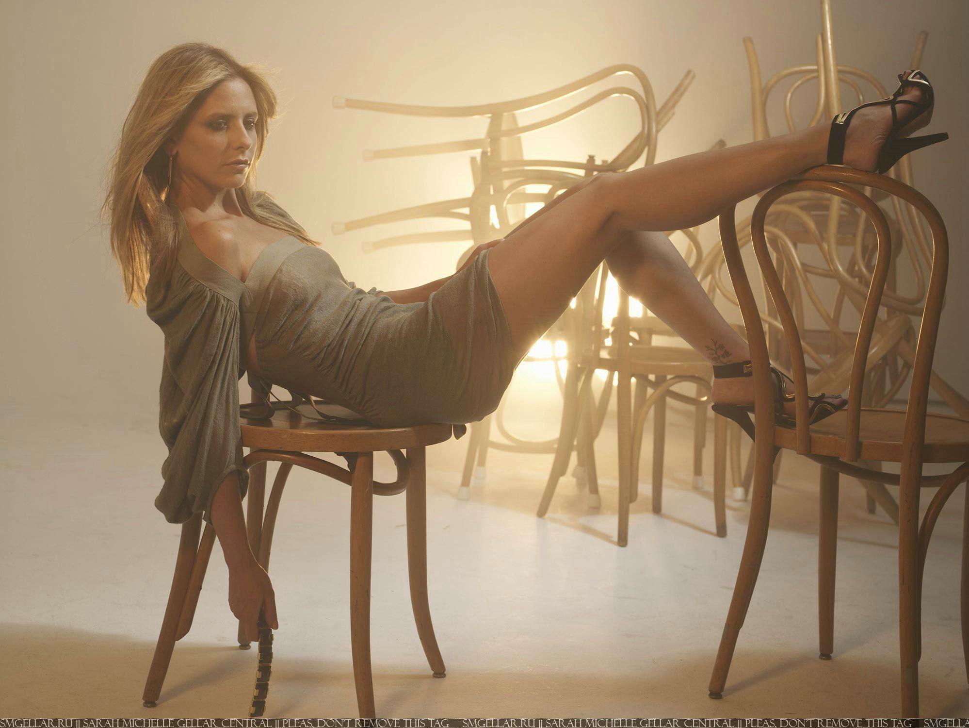 Sarah Michelle Gellar - Imgur