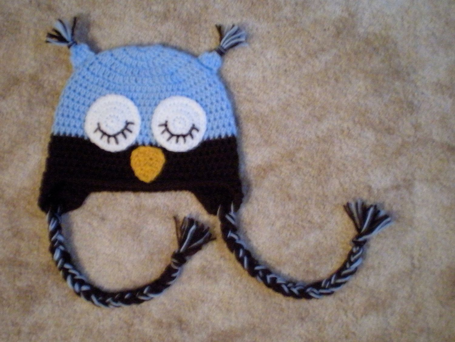 Pattern owl hat size newborn to adult baby kid animal hat pattern owl hat size newborn to adult baby kid animal hat pattern bankloansurffo Image collections