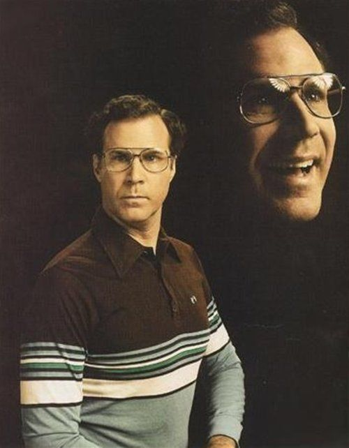 Will Ferrell's lost Glamour Shot