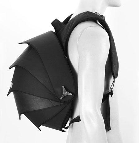 f38584b71900 Самые необычные рюкзаки (33 фото) | оденься непросто | Рюкзак ...