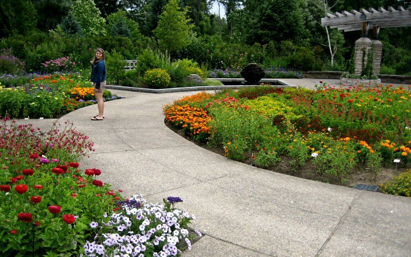 Matthaei Botanical Gardens At The University Of Michigan In Ann Arbor Michigan Home Sweet