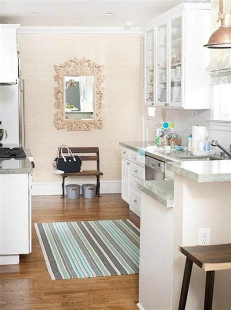 31 Beautiful Coastal Kitchen Decor Ideas That Are Worth Seeing Coastal Kitchen Decor Coastal Kitchen Kitchen Design
