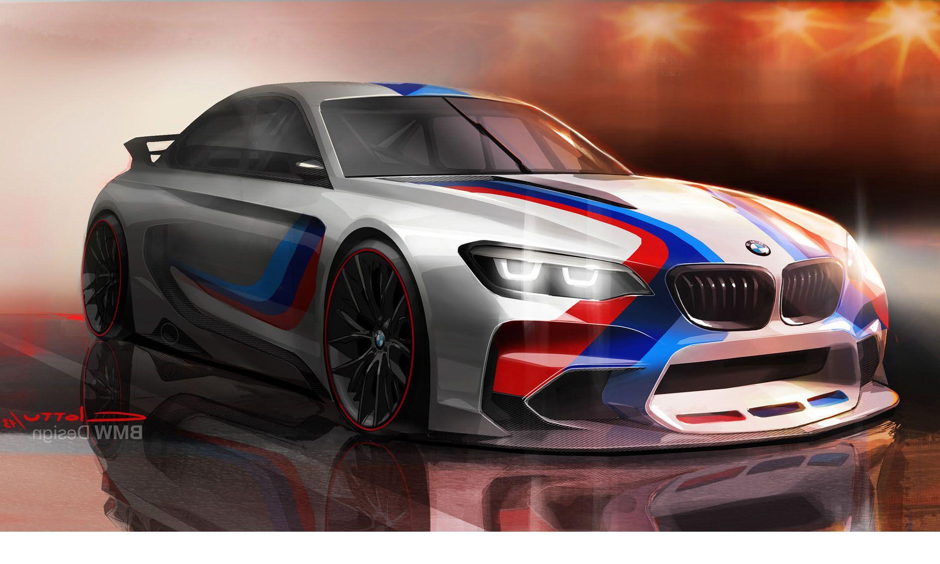 Wallpaper Bmw Vision Next Future Cars Interior Cars Bikes