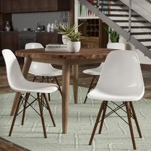 Langley Street Harrison Dining Chair Wayfair In 2020 Dining Chairs White Dining Chairs Dining Chair Set