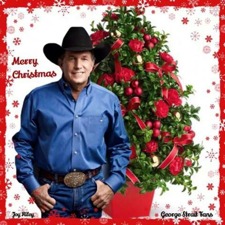 Image result for george strait christmas images