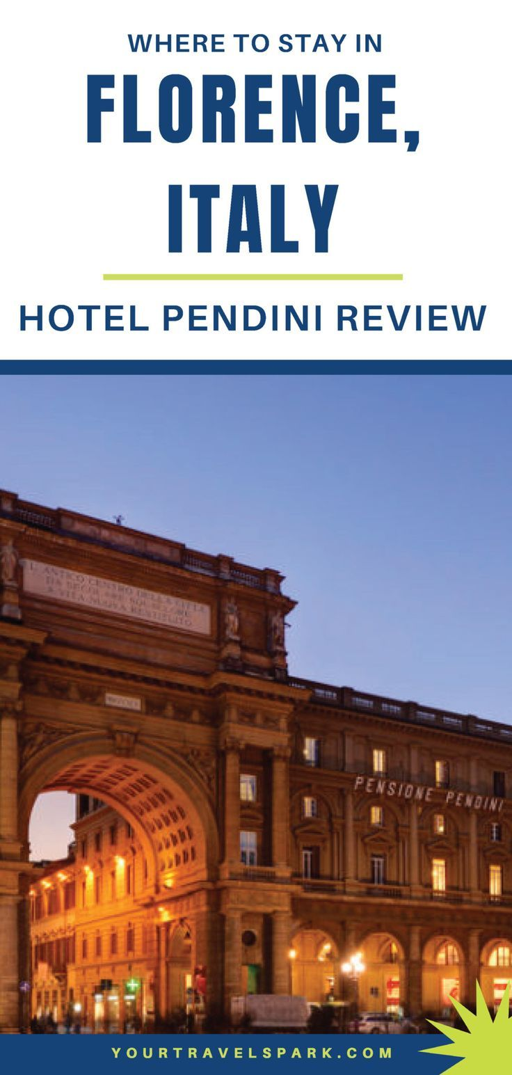 Places to stay in Florence, Italy - Hotel Pendini review. There is plenty to do in Florence, Italy, here are some of our favorite things to do in Florence. #florence #florenceitaly #italia #italy #florenceitalia #hotelpendini #pendini #hotels #florencehot